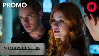 Shadowhunters | Season 1, Episode 2 Promo: The Descent Into Hell Isn't Easy