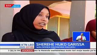 Wanafunzi wa Garissa washerekea kupita mtihani wa KCPE japo kusomea mazingira magumu
