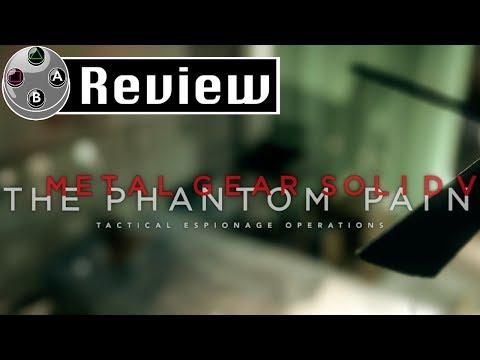 Metal Gear Solid V: The Phantom Pain video thumbnail