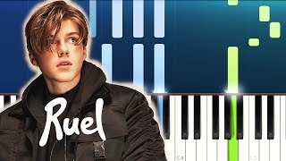 Ruel   Painkiller  Don't Tell Me (Piano Tutorial)