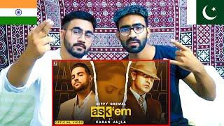 Pakistani Reaction on ASK THEM : Gippy Grewal Ft. Karan Aujla (Full Video) Latest Punjabi Songs