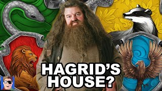 Which House Was Hagrid In? | Harry Potter Theory
