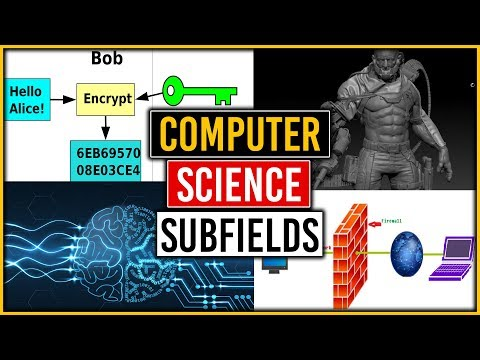 Computer Science Careers and Subfields