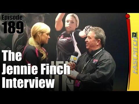 Jennie Finch Interview
