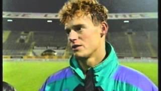 1993 November 3 Antwerp Belgium 0 Casino Salzburg Austria 1 UEFA Cup