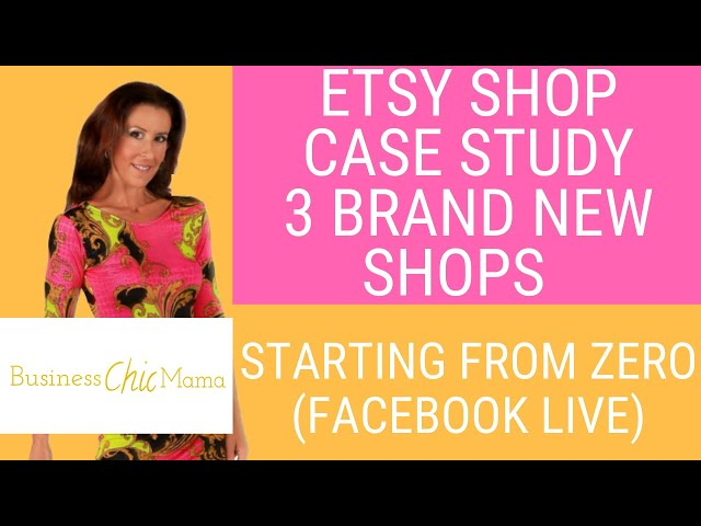 Can you make money on Etsy 2020? 3 Brand new shop's case studies starting from scratch.