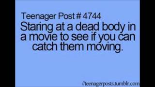 So True And Funny Teenager Posts 1