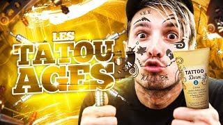 LES TATOUAGES - JIMMY
