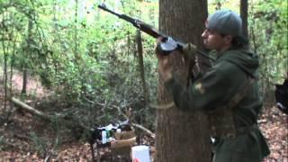 AK 47 Dual Mag Reload ~ Jihad Style