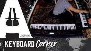 Yamaha MX88 88 Key Graded Hammer keyboard Digital Synthesizer - Andertons  Music Co
