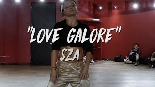 "SZA (feat. Travis Scott) - ""Love Galore"" 