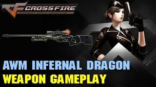 CrossFire VN  AWM Infernal Dragon VVIP