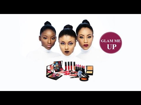 Glam Me Up Makeup Video Tutorial -Recreating The Mercy Johnson Look