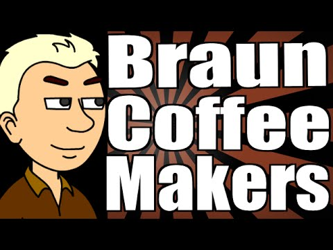 Braun Coffee Makers Review