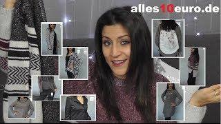 Alles 10 € Mega fashion HauL l  Marken Kleidung für je 10€ Geht das??? Verlosung