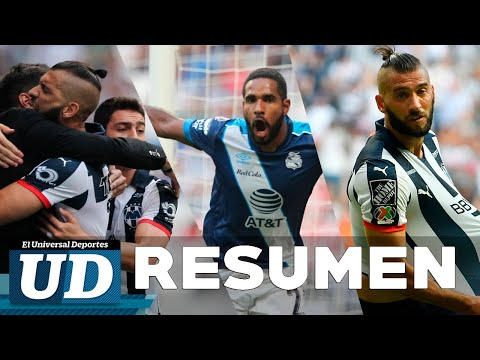 📹 Resumen: Rayados vs Puebla, Apertura 2019 J10 ⚽