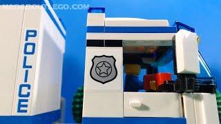 Lego City Police Movies 1+2+3.