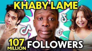 Teens React To Khaby Lame (Second Most-Followed TikTok Star!)