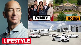 Jeff Bezos Lifestyle 2020, Income, House, Wife, Cars, Private Jet, Family, Biography & Net Worth