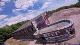Abandoned airport - fpv freestyle