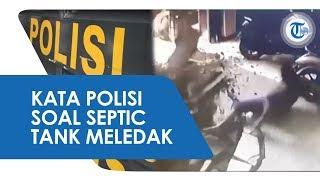 Soal Septic Tank yang Meledak di Cakung, Polisi: Itu Termasuk Kecelakaan Kerja