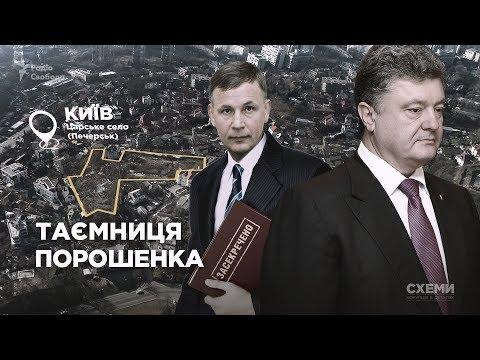 Як закривали справу президента Порошенка та ховали документи за грифом «секретно»    СХЕМИ №208