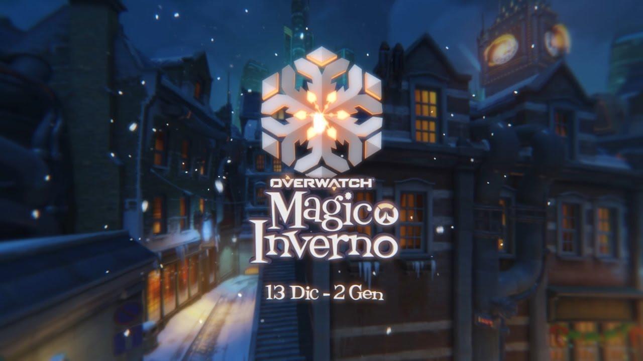 Overwatch - Benvenuti a Magico Inverno!