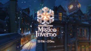 Trailer Magico Inverno