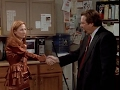 Mr. James negotiates with Beth-from Newsradio S05E10