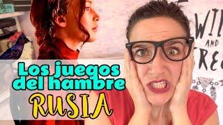 LOS JUEGOS DEL HAMBRE REALITY SHOW RUSIA | Vero Blabla