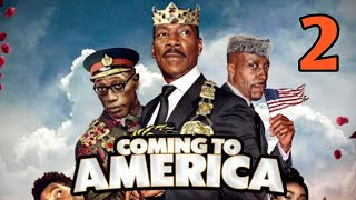 Wesley Snipes Teases Hilarious 'Coming to America 2'