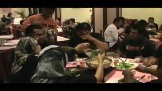 preview picture of video 'Welly Convoy Dinner Cameron Highlands 15-5-2010'