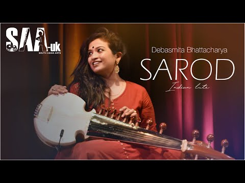 Debasmita Bhattacharya / Sarod Indian Lute / Dhun composition in Raga Mishra Pahadi
