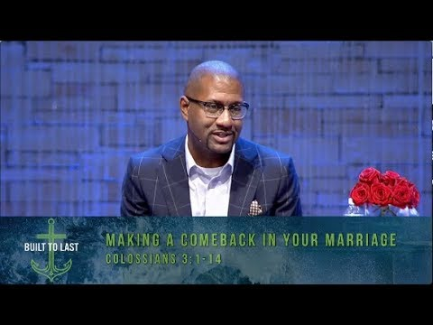 Making a Comeback in Your Marriage  | Pastor & Lady Carter  |  Concord Church
