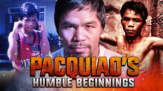 The Rough Childhood That Inspired Manny Pacquiao To Become A Champion (Documentary Snippet)