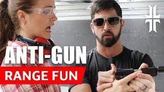 John Takes An ANTI GUNNER To The Range