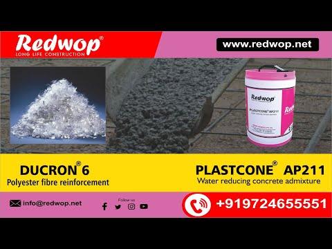 Ducron Polypropylene Fiber