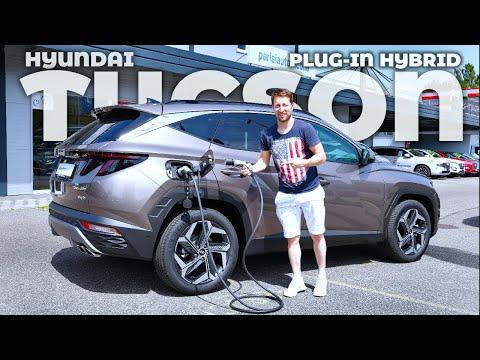 New Hyundai Tucson Plug-in Hybrid 2022 Review Interior Exterior