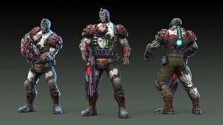 Hank VS Enemy