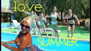 НАШЕ ЛЕТО || Why Girls Love Summer
