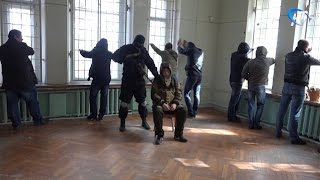 Новгородские силовики отрабатывали взаимодействие при ликвидации последствий условного теракта