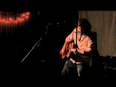 Derrick Thomas performs Sunshine & Danger at Luca Lounge