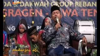 Madangno Ati - Pengajian KH Ma'ruf Islamuddin Di Desa Mulyoagung Bojonegoro - Part 4/5