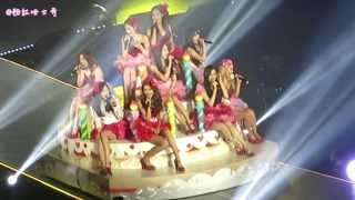 140215 少女時代 MY J - Girls Generation World Tour in Macau[FULL]