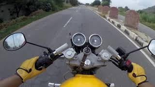 Delhi to Alwar 2019   153km    Solo Roadtrip