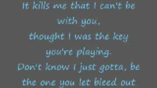 Chris Brown - Electric Guitar With Lyrics