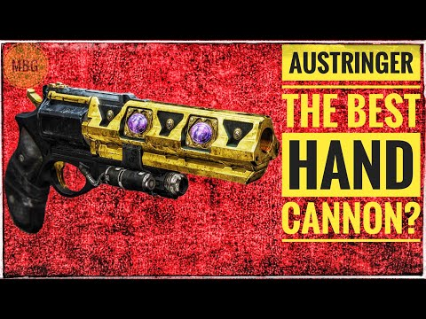 Top 5 Best Destiny 2 Kinetic Hand Cannons 2019 (And How To