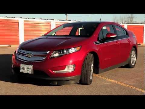 2012 Chevrolet Volt Quick Look
