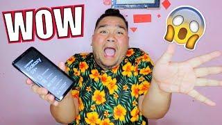 UNBOXING SAMSUNG GALAXY S9 Plus (MAGANDA BA O CHAKA?!)