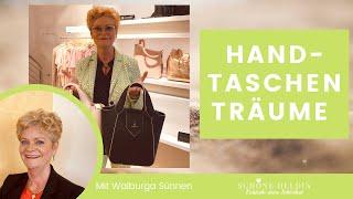 Walburga's Fashion Talk - Die Handtasche für Business vs. Freizeit